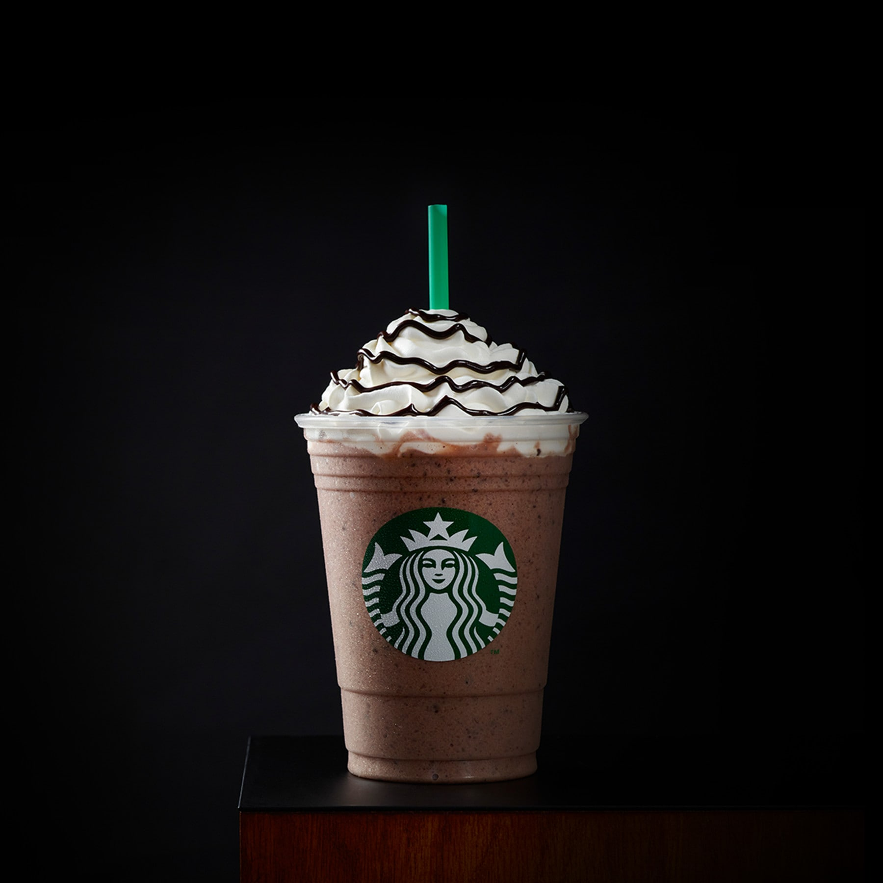 Double Chocolaty Chip Creme FrappuccinoR Blended
