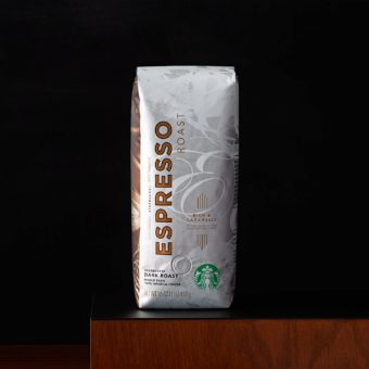 Starbucks® Espresso Roast, Whole Bean
