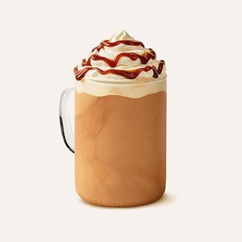Caramelised Pecan Latte