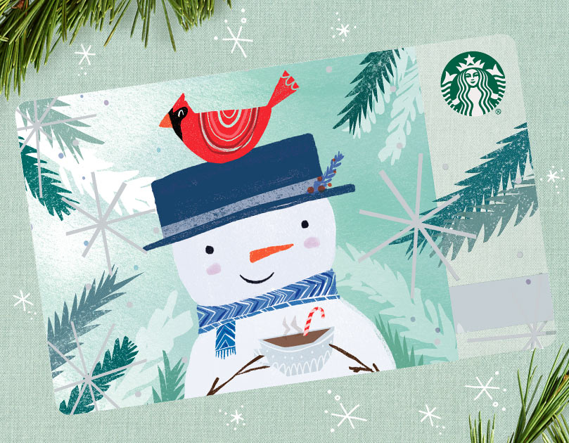 Starbucks gift card perfect gifts for coffee lovers starbucks one festive size that truly fits all negle Choice Image
