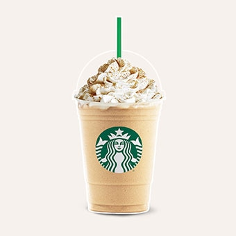Mini Pumpkin Spice Cream Frappuccino®