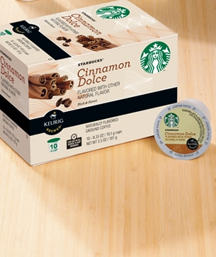 Cinnamon Dolce kcup