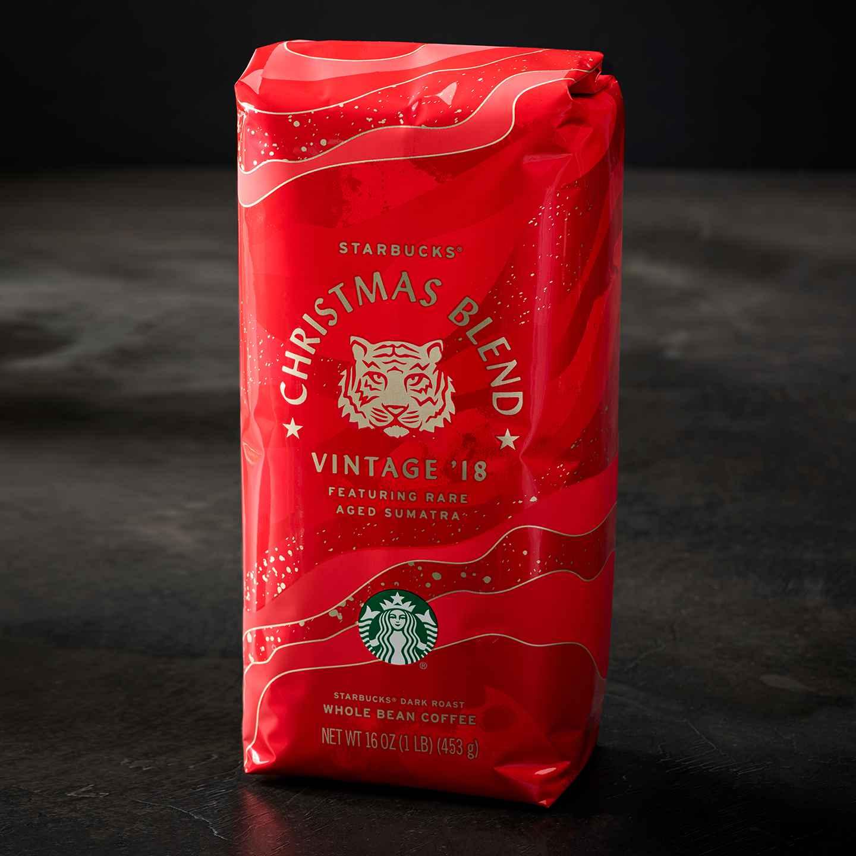 Starbucks Christmas Menu.Christmas Blend Starbucks Coffee Company