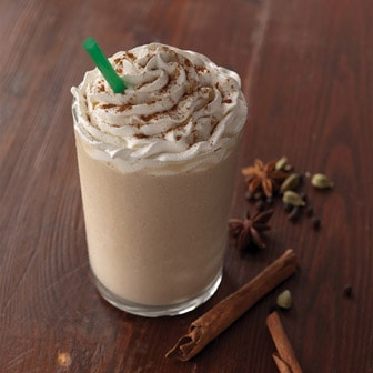 Mini Chai Cream Frappuccino®
