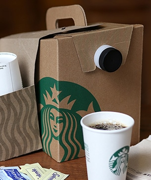 Coffee Traveler Starbucks Coffee Company