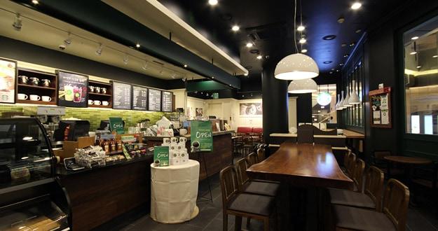 Korea Yoido IFC B3 Store | Starbucks Coffee Company