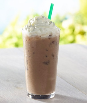 Iced Chocolate Chai Tea Latte
