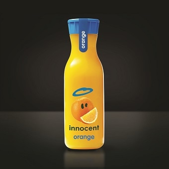 Innocent Orange Juice (500ml)