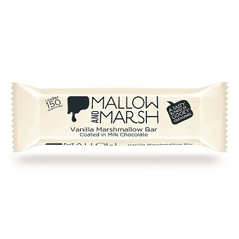 Mallow & Marsh Vanilla & Milk Chocolate Bar