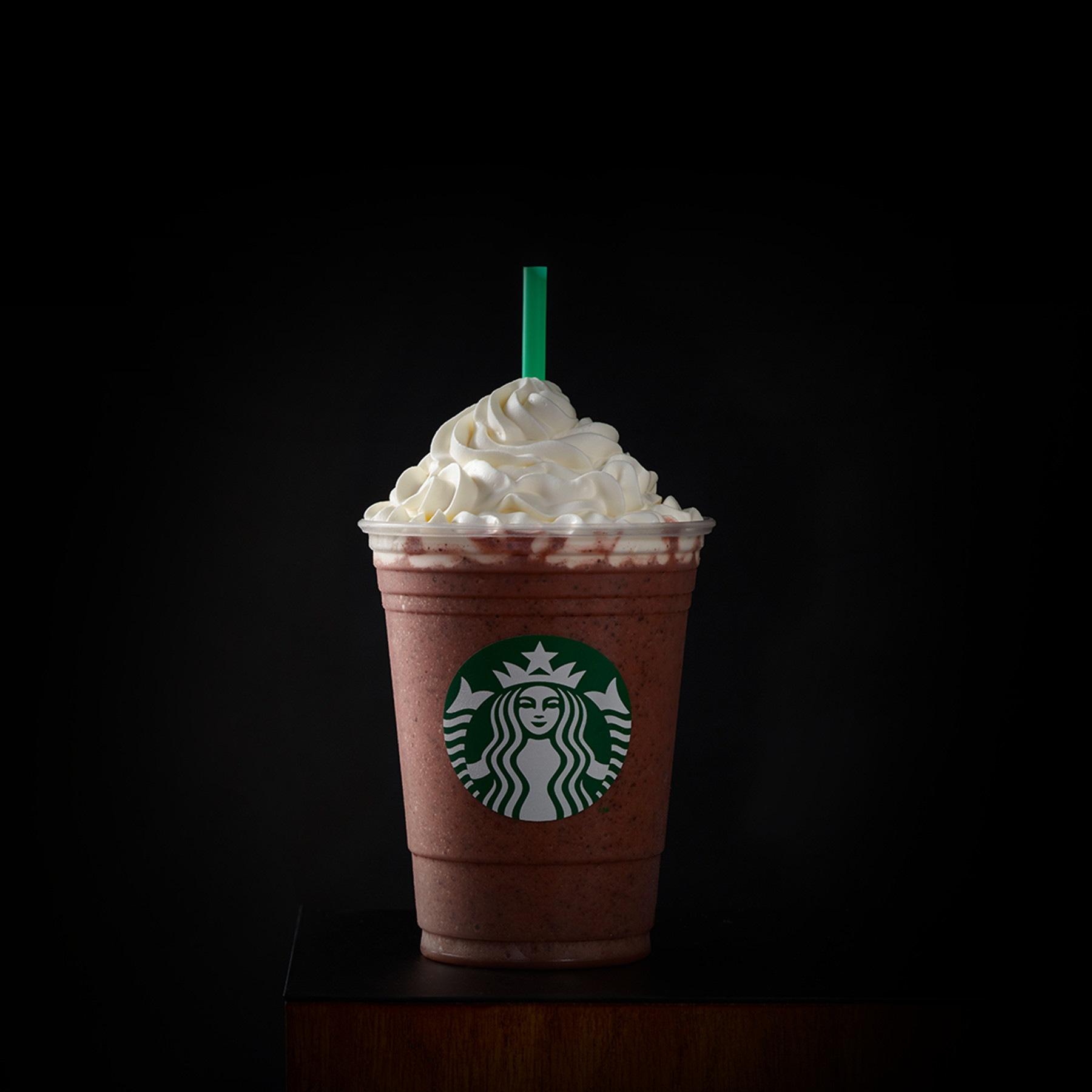 Red Velvet Cake Crme Frappuccino Blended Crme Starbucks Coffee