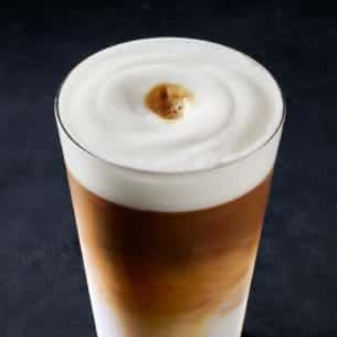 A Latte Macchiato at home | Minimoka.