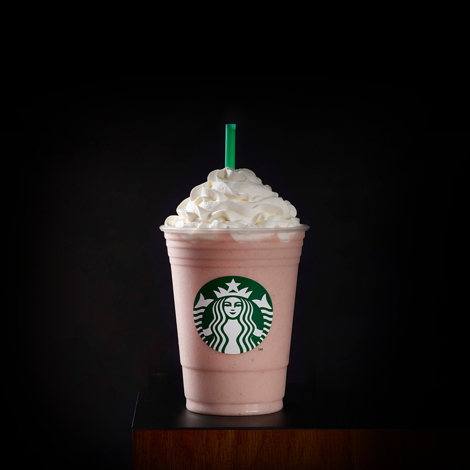 strawberries & crème frappuccino® blended crème | starbucks coffee