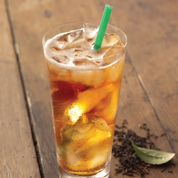 Iced Shaken Black Tea