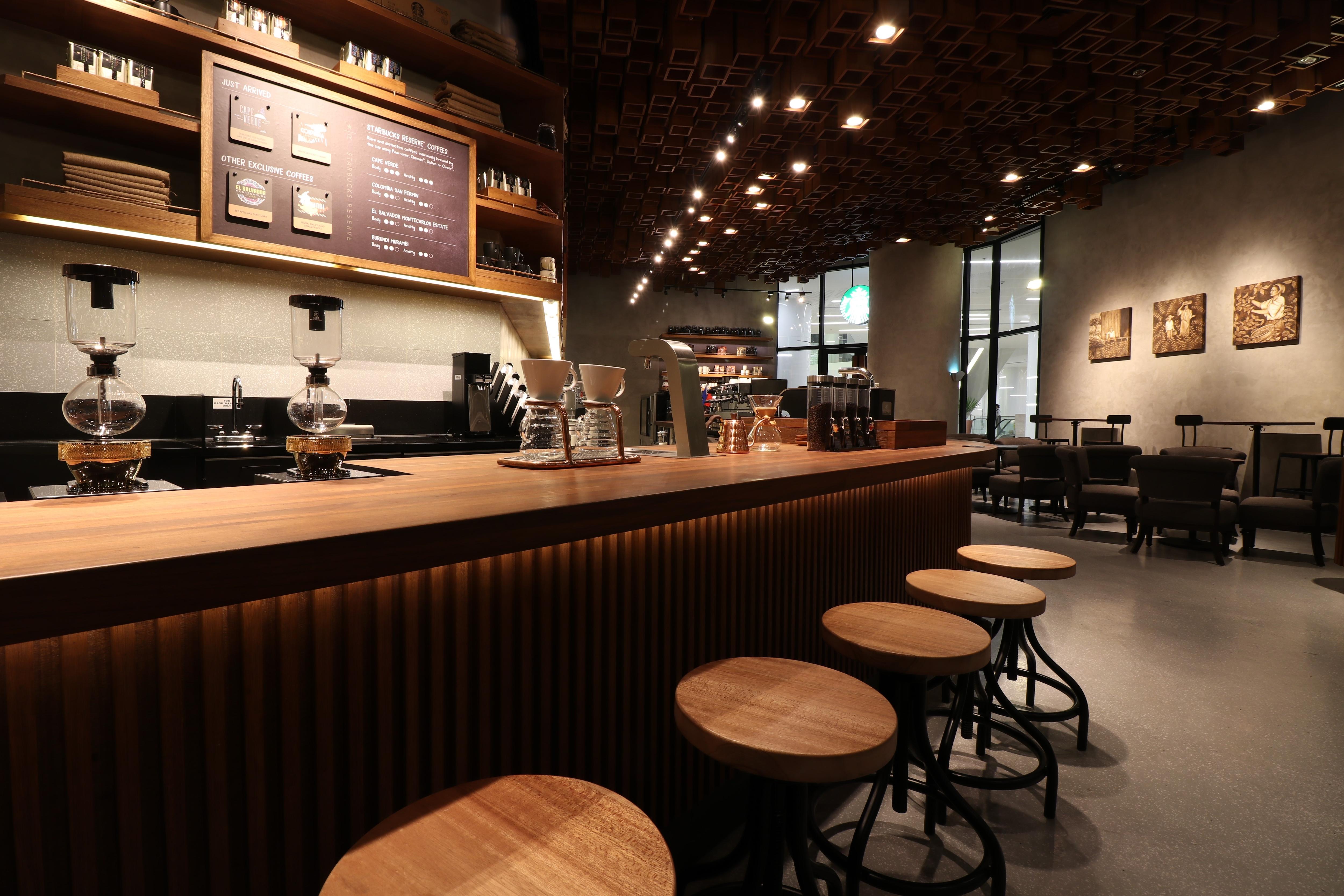 Bar Design Pour Maison coffee experience bar | starbucks coffee company
