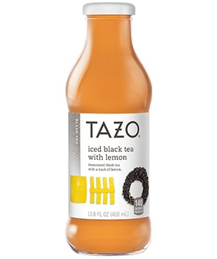 Tazo® Bottled Organic Black Lemonade