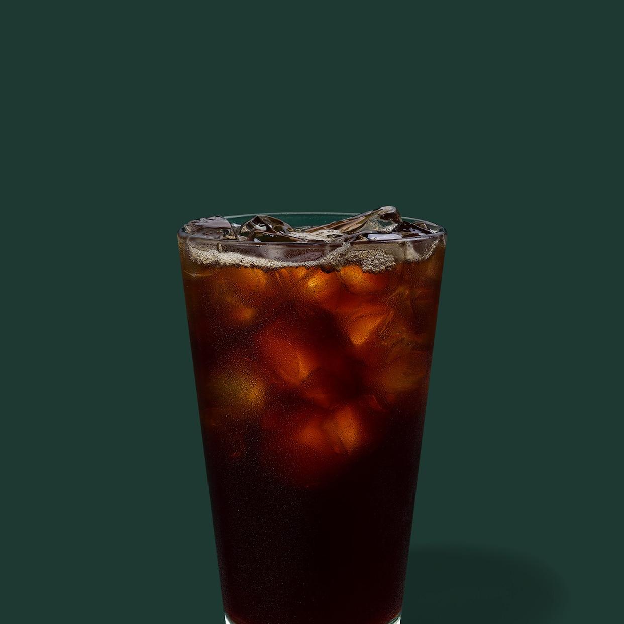 Iced Coffee: Starbucks Coffee Company
