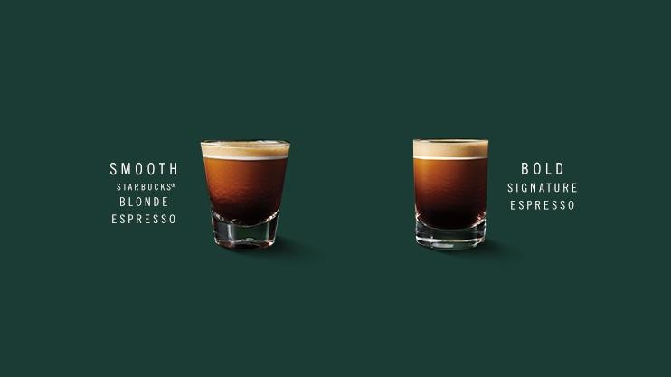 Food Drinks Menu Starbucks Starbucks Coffee Company