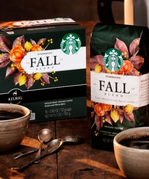 Starbucks® Fall Blend 2014