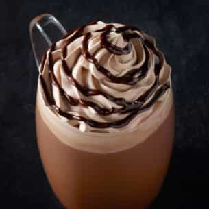 chocolate Starbucks mocha hot