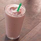 Soy Strawberries and Crème Frappuccino® blended crème