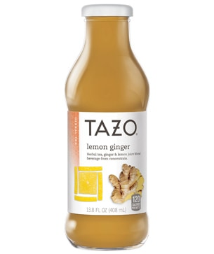 Tazo® Bottled Lemon Ginger