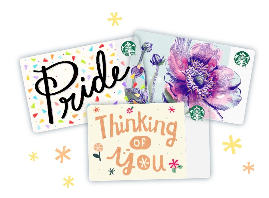 Starbucks Card Gift Ideas Made For You Starbucks