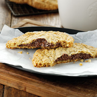 Oats & Nutella Cookie