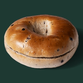 Starbucks – Sprouted Grain Bagel - Fast Foods You Didn't Realize Were Vegan