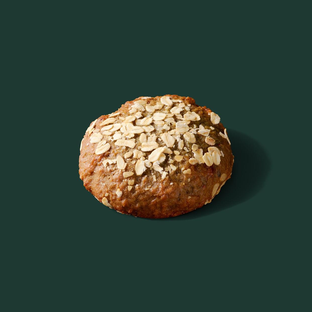 Blueberry Oat Cake: Starbucks Coffee
