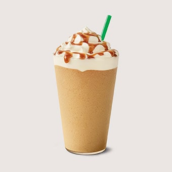 Burnt Caramel Frappuccino®