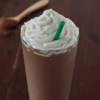 Mini Chocolate Cream Frappuccino®