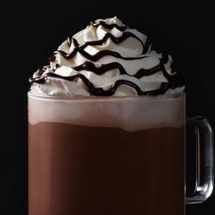 Calories In Premium Gourmet Coffee Hot Drinks Hot Chocolate