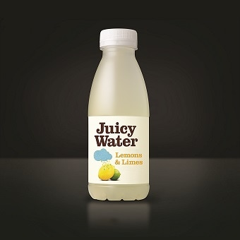 Juicy Water Lemon & Lime