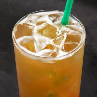 Pineapple Black Tea Lemonade