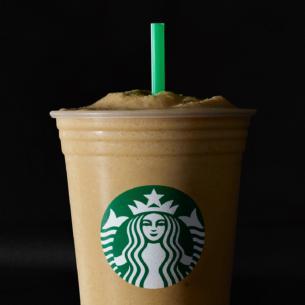 Gingerbread Light Frappuccino® Blended Beverage
