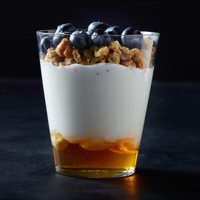 Honey Greek Yogurt Parfait
