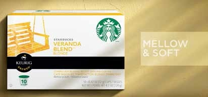 K-Cup® Pods | Starbucks Coffee Company