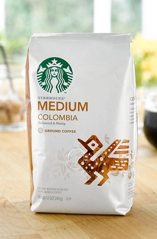 Columbia Ground Coffee