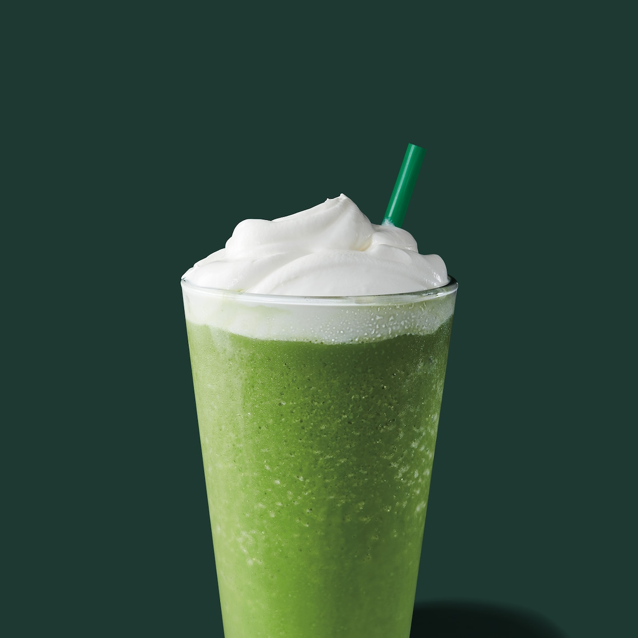 Matcha Green Tea Crème Frappuccino® Blended Beverage: Starbucks Coffee  Company