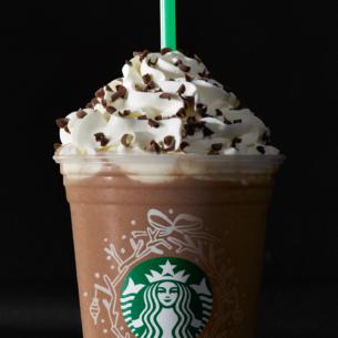 Calories In A Starbucks Double Chocolate Chip Frappuccino