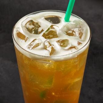 Pineapple Black Tea Infusion