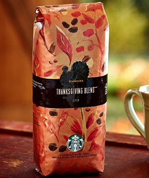 Starbucks® Thanksgiving Blend