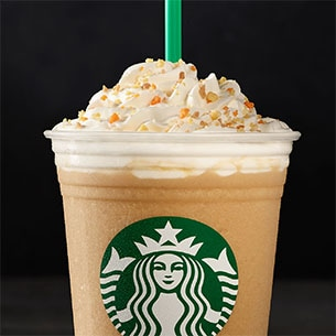 Maple Pecan Frappuccino 174 Blended Coffee Starbucks Coffee