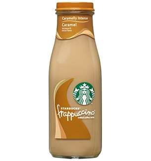 Starbucks frappuccino coffee drink nutrition facts