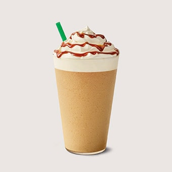Salted Toffee Macadamia Frappuccino®