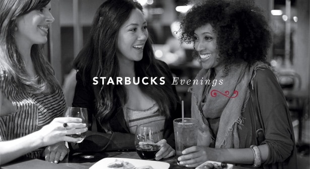 Starbucks Evening Stores