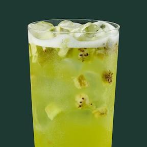 Kiwi Starfruit Starbucks Refreshers® Beverage
