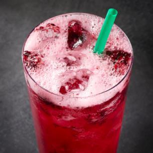 Very Berry Hibiscus Lemonade Starbucks Refreshers Starbucks