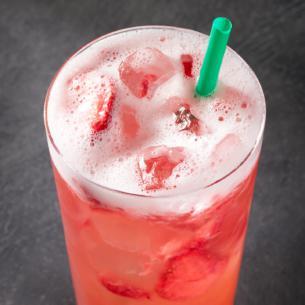 Strawberry Acai Lemonade Starbucks Refreshers Starbucks Coffee