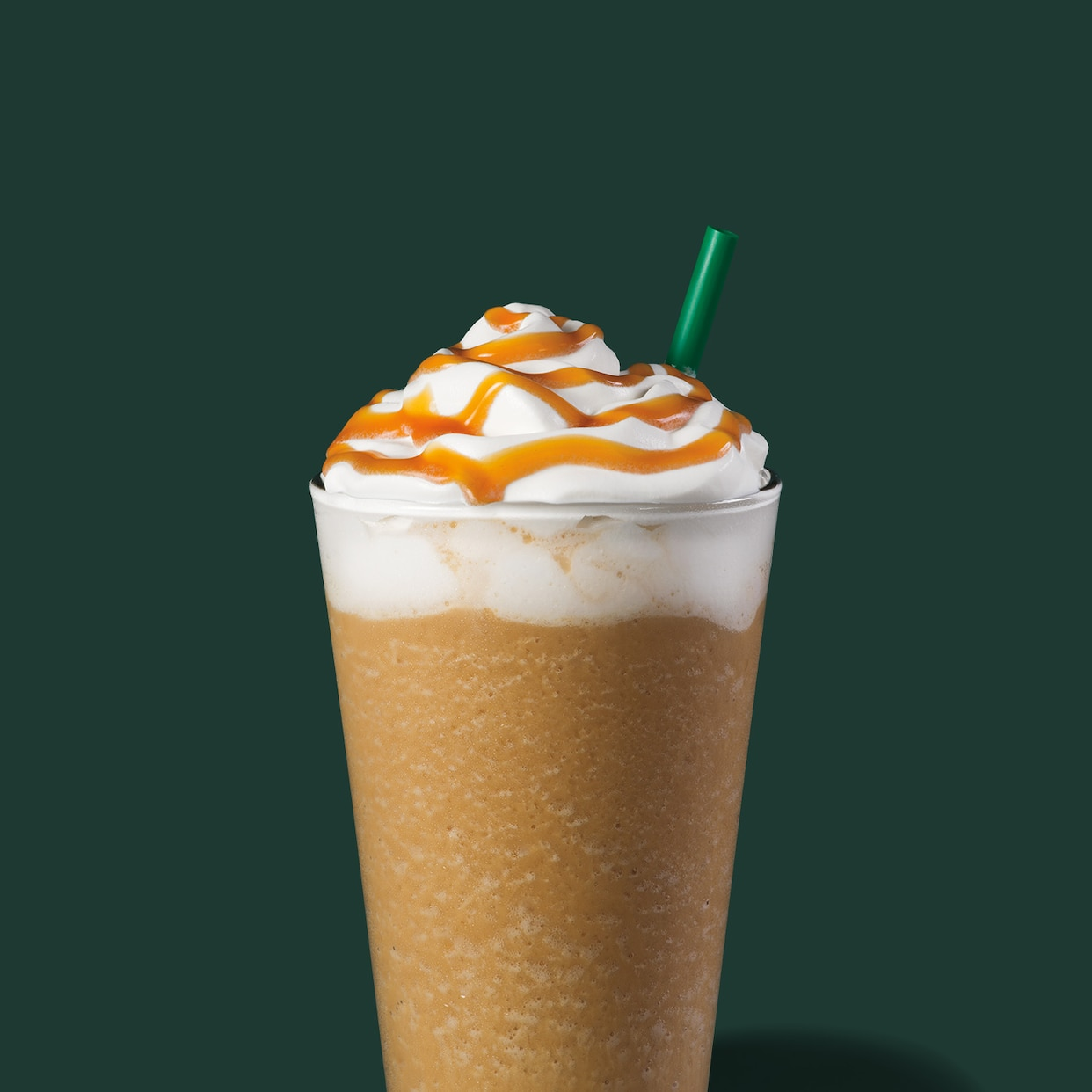 Caramel Frappuccino Blended Beverage Starbucks Coffee Company